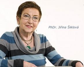 PhDr. Jiřina Šiklová, CSc.