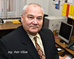 Ing. Petr Víšek